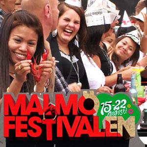 Malmöfestivalen 2014, Malmö Evenemang