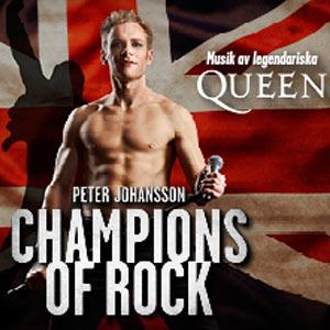 Champions of Rock, Malmö Evenemang