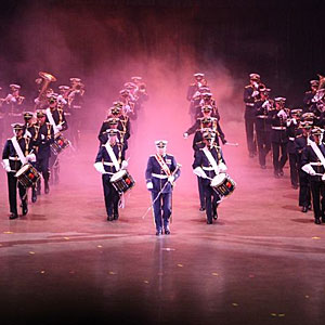 Sweden International Tattoo 2015, Malmö Evenemang