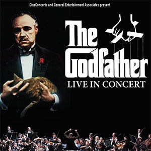 The Godfather - LIVE IN CONCERT, Malmö Evenemang