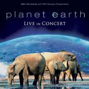 Planet Earth - Live in concert, Malm� Evenemang