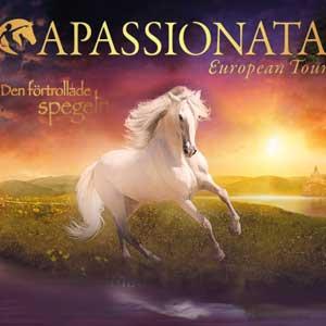 Apassionata - Den förtrollade spegeln, Malm� Evenemang