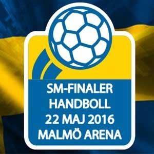 SM-finaler i handboll, Malmö Evenemang