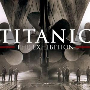 TITANIC - the exhibition, Malm� Evenemang