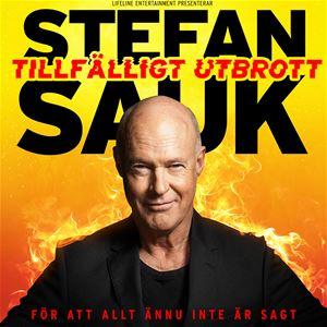 Stefan Sauk - Tillfälligt Utbrott, Malm� Evenemang