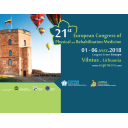 21st European Congress of Physical and Rehabilitation Medicine, Vilnius, Lithuania Events