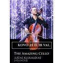 The Amazing Cello, Vilnius, Lithuania Events